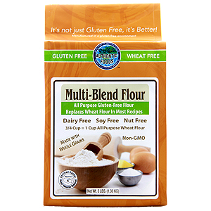 Multi-Blend Flour - Authentic Foods