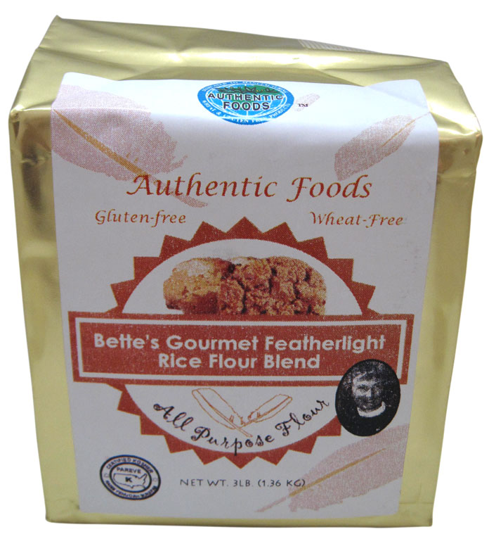 Bette's Featherlight Flour Blend - Authentic Foods